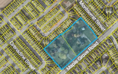 1837-1849 Maple Grove: Plan of Subdivision & Zoning By-law Amendment