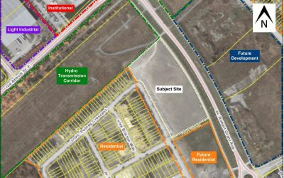 723 Putney Crescent: Site Plan Control application