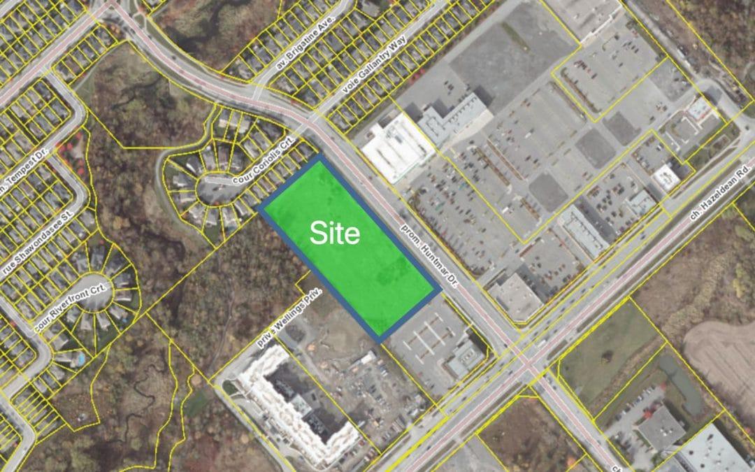 21 Huntmar: Site plan control application