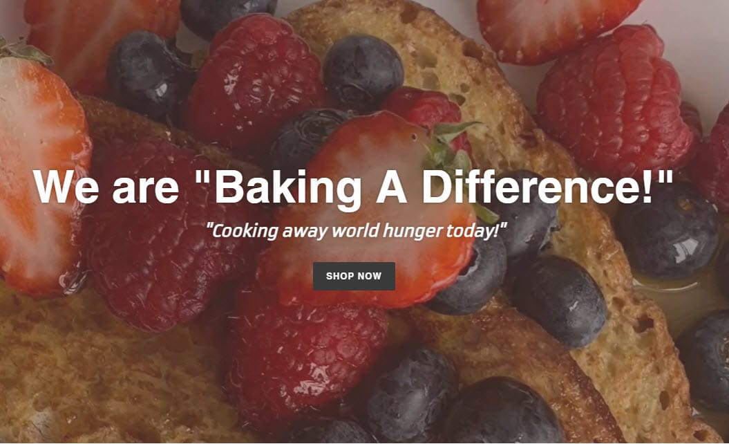 MAKING A DIFFERENCE: Baking a difference at Sacred Heart
