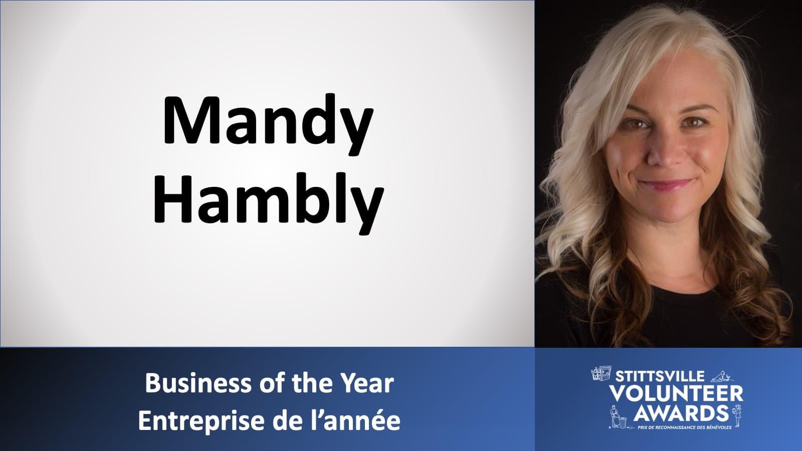 Mandy Hambly