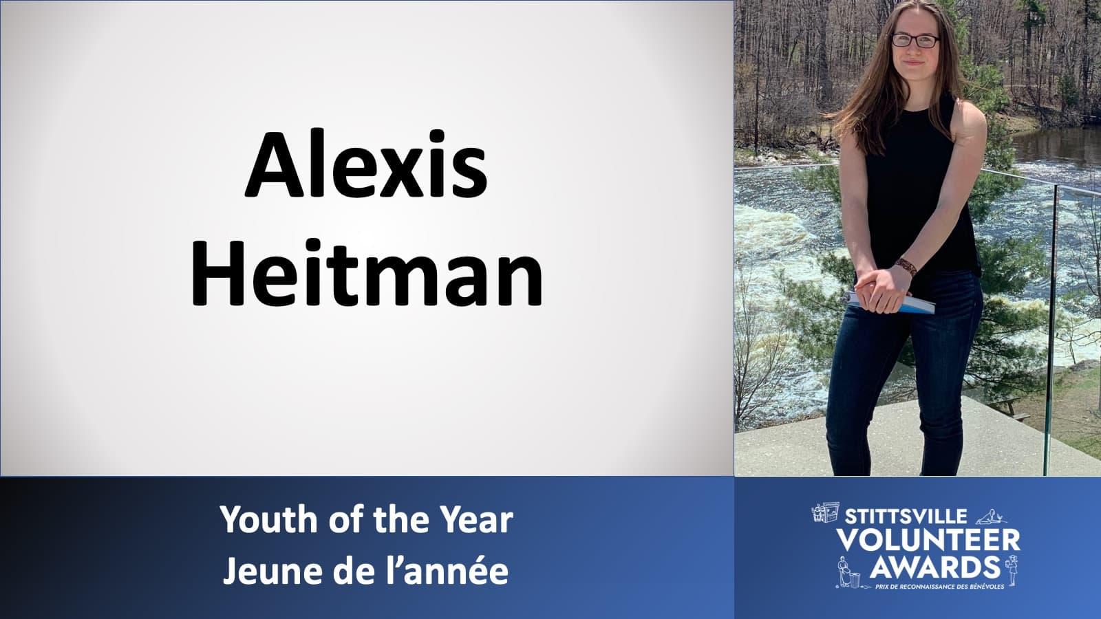 Alexis Heitman