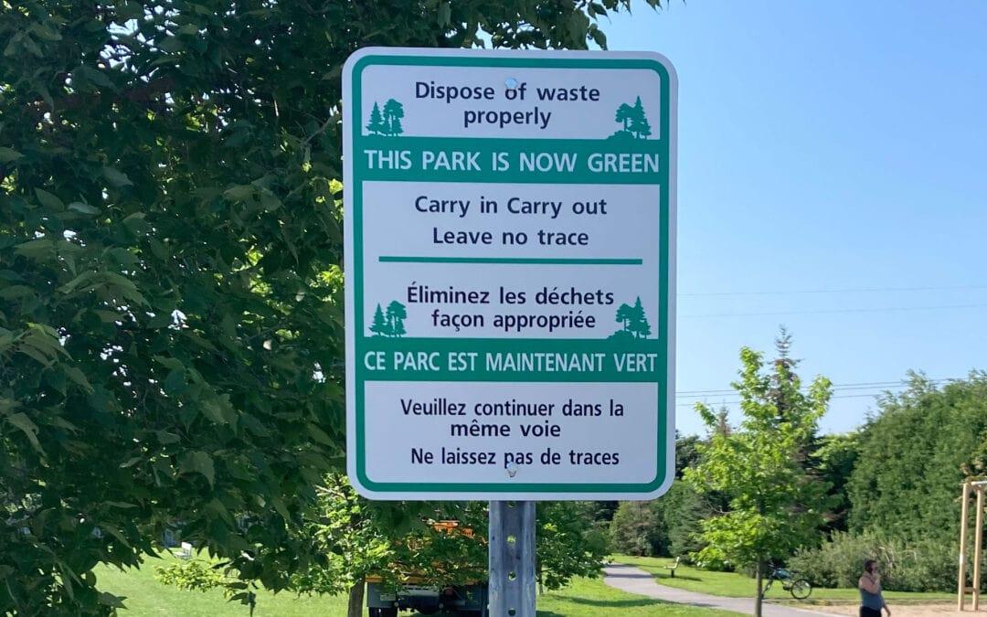 """Green Park"" pilot starts at select Stittsville parks"