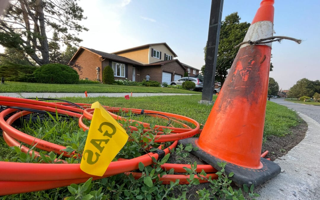 Read this if you have concerns about Bell utility work