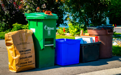 Have your say on curbside waste diversion options