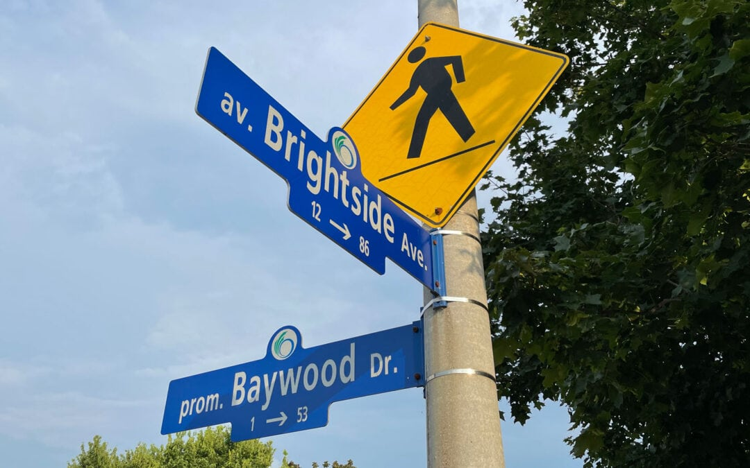 AUGUST 30: Information meeting re: Brightside/Hopetown pedestrian upgrades