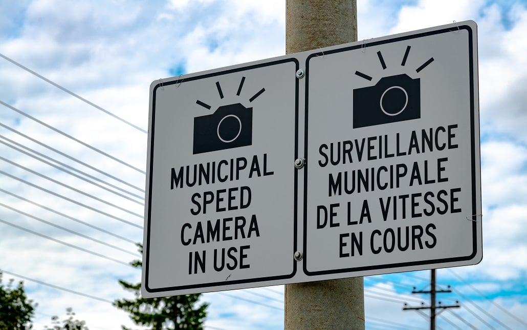 Two new speed cameras recommended for school zones in Stittsville
